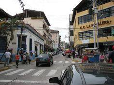Calles de Mérida - Venezuela