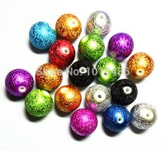 Find More Necklaces & Pendants Information about Free shipping !100pcs/lot mix Color 20mm Acrylic wrinkles Beads,  Colorful Chunky Beads Necklace Jewelry making,High Quality jewelry owl,China necklace diamond jewelry Suppliers, Cheap necklace jewelry from Hongsheng jewelry factory on Aliexpress.com