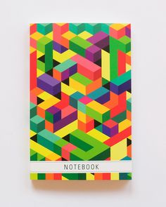 Notebook Labyrinth by Pocket Shop AB, via Flickr