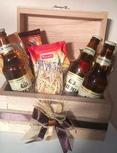 Baú Drink (Bebidas variam entre Cervejas e Vinho)