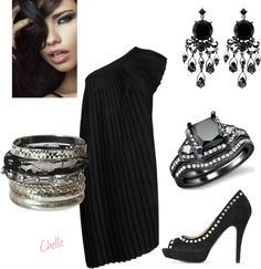 """""""Night out"""" by michellesweet74 on Polyvore"""