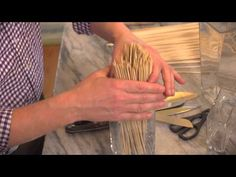 Custom Knife Holders | At Home With P. Allen Smith