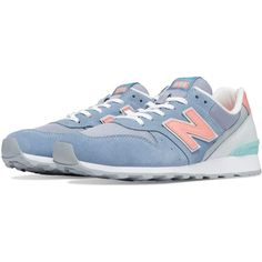 696 New Balance Women's Running Classics Shoes ($70) ❤ liked on Polyvore featuring shoes, athletic shoes, mesh shoes, new balance footwear, low top, new balance and new balance athletic shoes