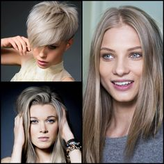 Medium Beige Blonde Hair Color | Hair Color Inspiration And Formulation: Silver Beige | StyleNoted