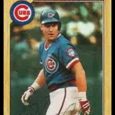 May 2  Happy Birthday to former Cubs player and current Cubs announcer, Keith Moreland