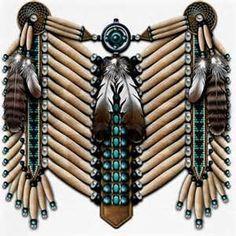 native american armor - Google Search