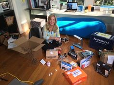 KSDK-TV Channel 5 is on Your Side - Yogibo featured with Jennifer Jolly re: DORM ROOM products.