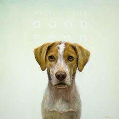 New York City Dog Portrait & Oil Paintings For Sale By Dana Hawk -