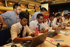 02 Sept 2014 - Hari Pendaftaran Pelajar Baharu Program Sarjana Sesi Akademik 2014-2015