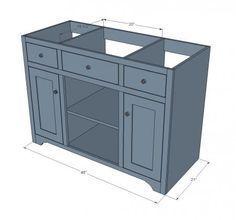 Free plans for DIY furniture