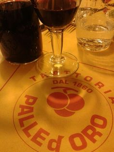 Trattoria Palle d'Oro #Florence #Tuscany #Firenze #Toscana