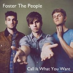 """""""Call It What You Want (Treasure Fingers Pre-Party Radio Edit)"""" - Foster The People"""