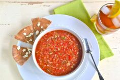 Clean Eating Gazpacho