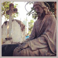 Cemitério de Bauru, São Paulo, Brasil.