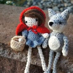 Crochet this adorable amigurumi set with this free pattern! Thanks so for the share xox