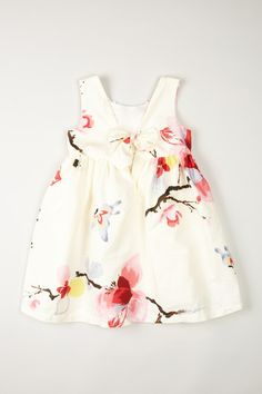 Floral Sleeveless Dress by Funkyberry on @HauteLook