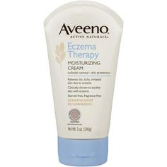Aveeno Eczema Therapy Moisturizing Cream, 5 oz