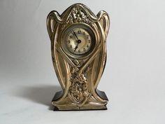 Art Nouveau - Antique Desk Clock