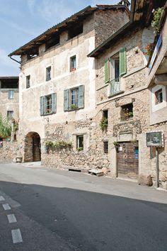 Carona, Ticino, Switzerland.