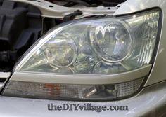 3M Headlight Restoration Kit $31.99