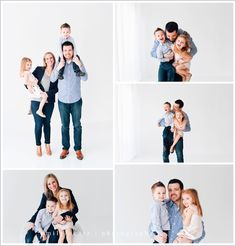 H. Family - Mini In-Studio | Emily Lucarz