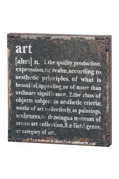 HauteLook | Mercana: Art Defined Wall Decor