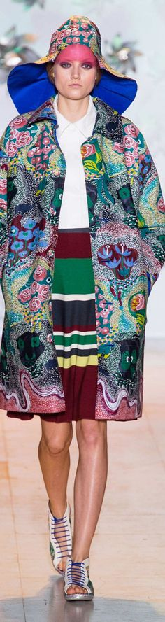 Tsumori Chisato Collection Spring 2015