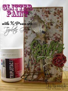 X-Press It Australia | X-Press It: Triple Tac Glitter Glue