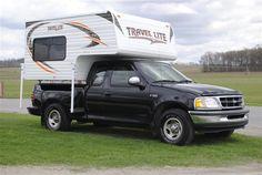 Travel Lite Camper Models