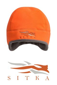 The Stratus beanie is the most versatile outerwear gear for whitetail hunters with microfleece GORE-TEX INFINIUM™ WINDSTOPPER® Technology and acoustic ports to hear deer approaching earlier.