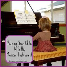 The key to helping your child become a better musician.