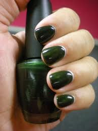 Dark Green OPI