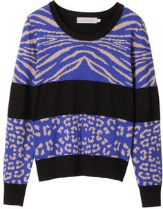 ShopStyle: Preen Line Scarlet Sweater
