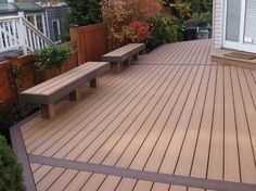 installing a rail post to outdoor deck flooring