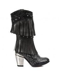M.PUNK079 C1 Overknee Boots Punk