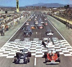 France 1975 Start