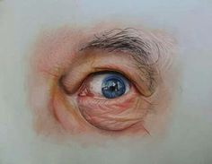 Wow... colored pencil