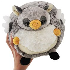 It's the Limited Mini Hippogriff! A cute horsey bird perfect for cuddling, whether you're a wizard or not! #squishable #plush #harrypotter