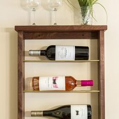 How To Build A Wine Rack