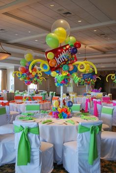 candyland party decorations party decorations to complete beautiful theme candyland party themes Candy Themed Party, Candy Land Theme, Candy Land Party, Party Table Centerpieces, Centerpiece Ideas, Balloon Centerpieces, Party Fiesta, Birthday Party Tables, Birthday Candy