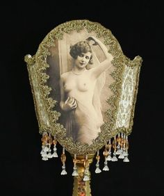 Hey, I found this really awesome Etsy listing at https://www.etsy.com/listing/211323193/vintage-french-nude-beaded-flapper