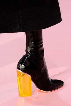 Best Catwalk Shoes of PFW A/W 2015 | Fashion, Trends, Beauty Tips & Celebrity Style Magazine | ELLE UK