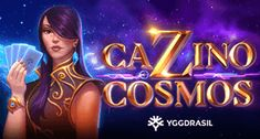 Yggdrasil Gaming outdoes itself again with the Cazino Cosmos mobile game - Welcome to Casino Games Mobile . Cosmos, Doubledown Casino, Casino Promotion, Online Casino Games, Free Slots, Sports Memes, Mobile Game, Slot Machine, Travel Size Products