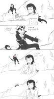 Jack and Good Chase by NekoBlackCat