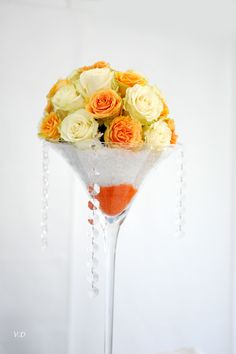 Wedding centerpieces flower ball #wedding #centerpieceflowerball Photo www.photo-mariage-evreux.fr