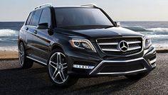 2016 Mercedes GLK - exterior design