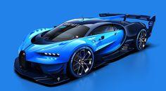 Bugatti Vision Gran Turismo11