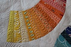 More incredible quilting by Angela Walters!