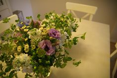 My Flower arrangement - May 2012