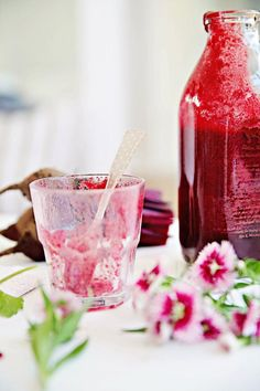 Beetroot and Apple Smoothie Recipe